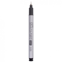 Лайнер заправляющийся Copic Multiliner SP, черный, 0,05мм