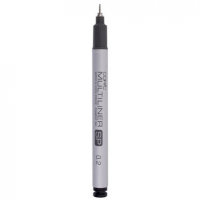 Лайнер заправляющийся Copic Multiliner SP, черный, 0,2мм