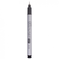 Лайнер заправляющийся Copic Multiliner SP, черный, 0,03мм