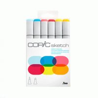 "Набор маркеров Copic Sketch Set ""Perfect Primiries"""