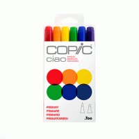"Набор маркеров Copic Ciao Set ""Primary"" 6 шт"