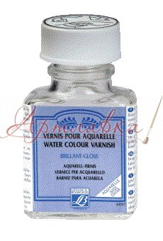 Лак для акварели (Watercolor varnish), 75ml